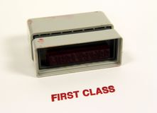First Class Stock Images