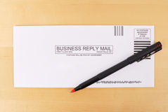 First Class Mail Royalty Free Stock Photos