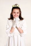 First communion 12 Stock Photo