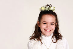 First communion 8 Royalty Free Stock Photo