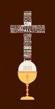 First communion design. Vector illustration eps10 graphic Stock Photos