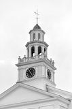 First Congregational Church - Woodstock, Vermont Stock Images