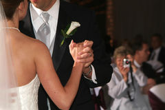 First Dance royalty free stock photos