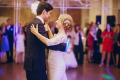 First dance hd Royalty Free Stock Photography