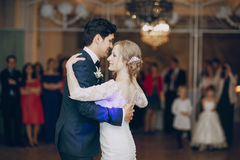 First dance hd Royalty Free Stock Image