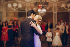 First dance hd Royalty Free Stock Photos
