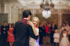First dance hd Stock Image