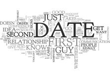 When A First Date Should Be The Last Date Tips To Figure It Out Word Cloud. WHEN A FIRST DATE SHOULD BE THE LAST DATE TIPS TO FIGURE IT OUT TEXT WORD CLOUD Vector Illustration