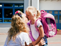 Free First Day At School Stock Photos - 12330713