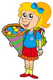 First day of school Stock Image
