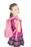 First day at school Stock Images