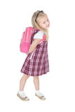 First day at school Stock Image