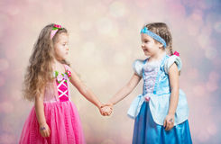 First friend Royalty Free Stock Photo