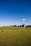 First green at St Andrews Old Course Royalty Free Stock Image