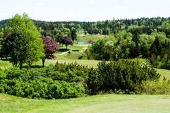 First Hole at Rockwood Stock Images