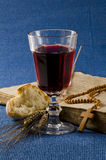 Holy Communion Royalty Free Stock Photos