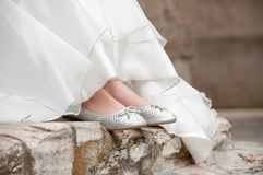 First Holy Communion. Girl christian royalty free stock photos
