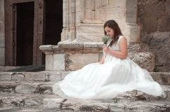First Holy Communion. Sacrament god royalty free stock images