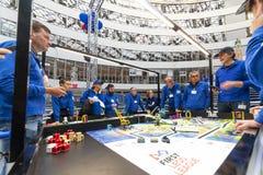Lego technics robot referees