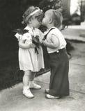 first love Στοκ Εικόνα