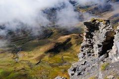 First Mountains , Switzerland. First Mountains Around Grindelwald, Switzerland Stock Image