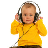 First music classes Royalty Free Stock Images