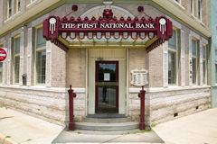 First National Bank Stock Photos