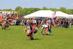 First nations people dance Stock Photo