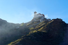 The first palace of tibet Royalty Free Stock Photography