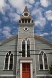 First Paris Church  church located in Sandwich city, Cape Cod, M Stock Photos