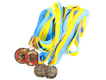 First place medal Royalty Free Stock Photos