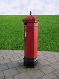 First post box Stock Images