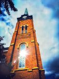FIRST PRESBYTERIAN CHURCH FREMONT OHIO stock photos
