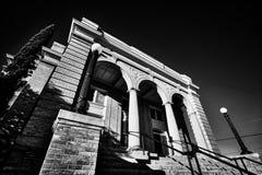 First Presbyterian Church, Taylor TX Stock Images