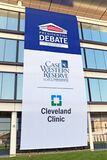 First 2020 Presidential Debate venue at Case Western Reserve/Cleveland Clinic Samson Pavilion