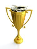 First prize Royalty Free Stock Photography