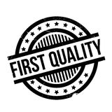 First Quality rubber stamp Stock Photography