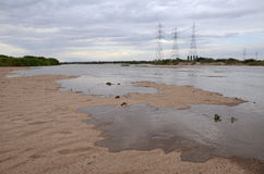 FIRST RIVER WATER Stock Photos