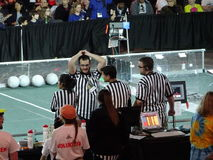 The 2016 FIRST® Robotics Competition 11. New York City FIRST® (For Inspiration and Recognition of Science and Technology) along with over 200 robotics royalty free stock photos