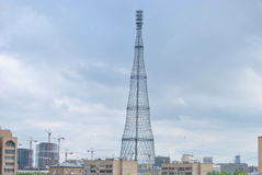 Free First Russian TV Tower In Moscow Stock Photos - 27508683