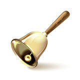 First school call bell. Royalty Free Stock Photo