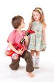First serenade royalty free stock photo