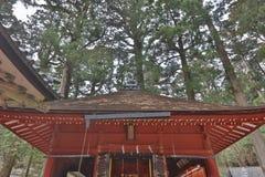 Final resting place of Tokugawa Ieyasu. First Shogun of the Tokugawa clan, initially built in 1617 Stock Images