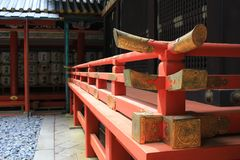 The final resting place of Tokugawa Ieyasu. The first Shogun of the Tokugawa clan, initially Royalty Free Stock Images