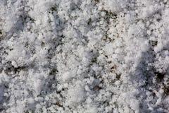 The first snow Stock Photos