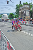 First stage of Giro d'Italia 2011 in Turin, Italy Stock Photo