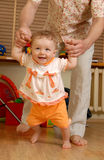First steps Royalty Free Stock Image