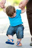 First steps Royalty Free Stock Images