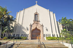 First United Methodist Church of Coral Gables Royalty Free Stock Image