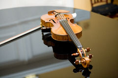 First violin Royalty Free Stock Photos
